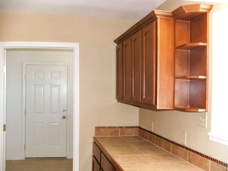 Kitchen, Dillwood spec house