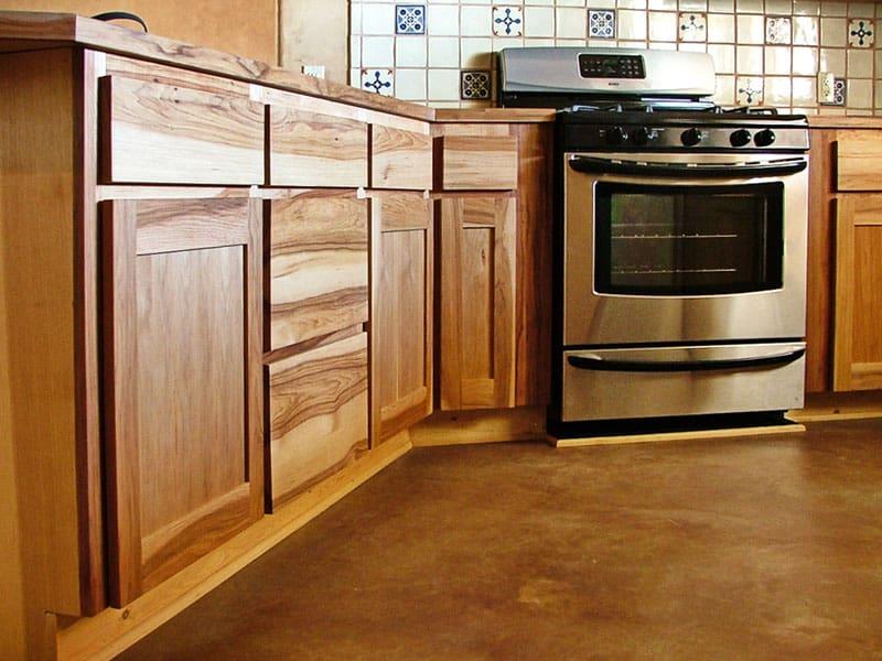 spec house kitchen