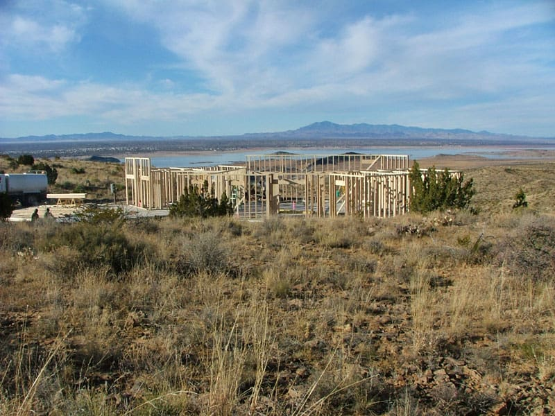 Elephant Butte home