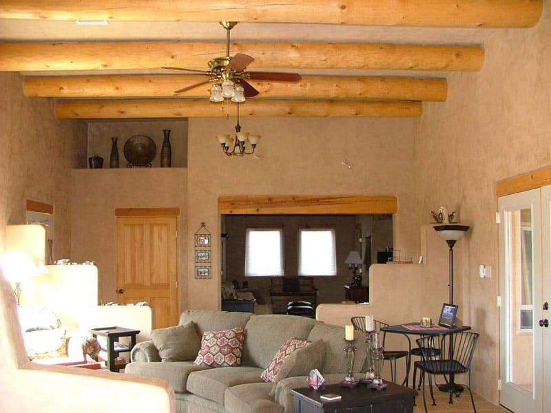 living room by Dillwood LLC