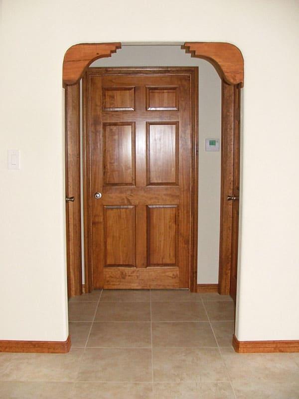 custom door accent