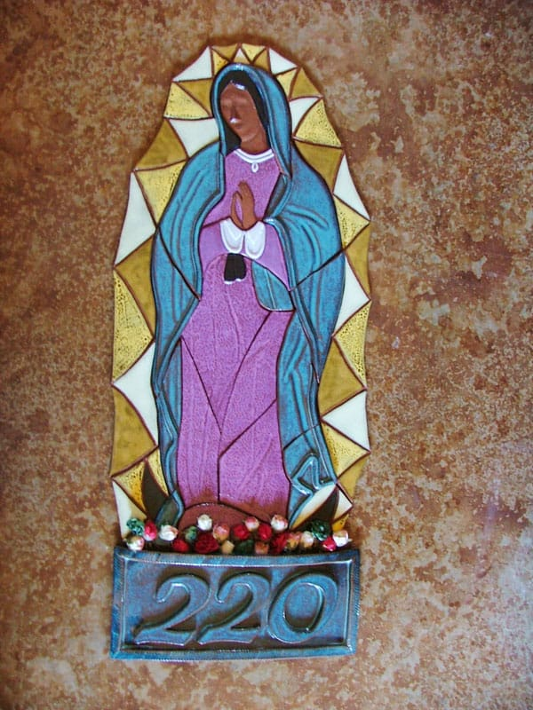 Virgin of Guadalupe Shrine