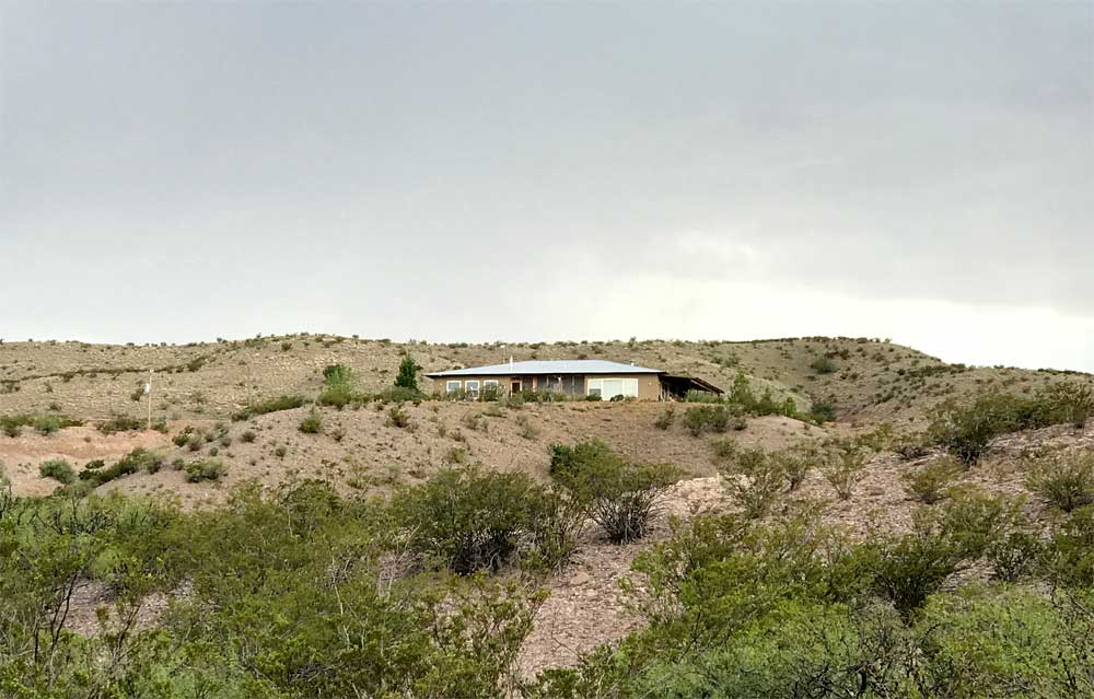 home for sale in New Mexico - Hondo Valley, Sierra County
