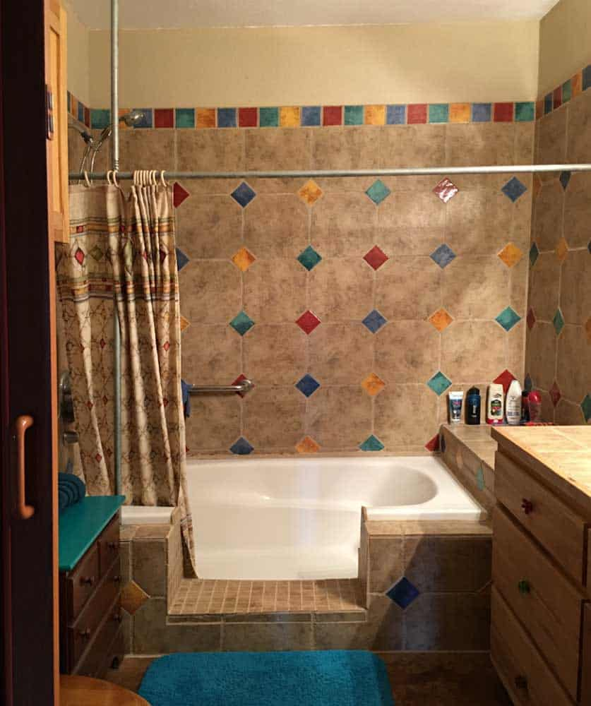 home for sale in New Mexico - bathroom