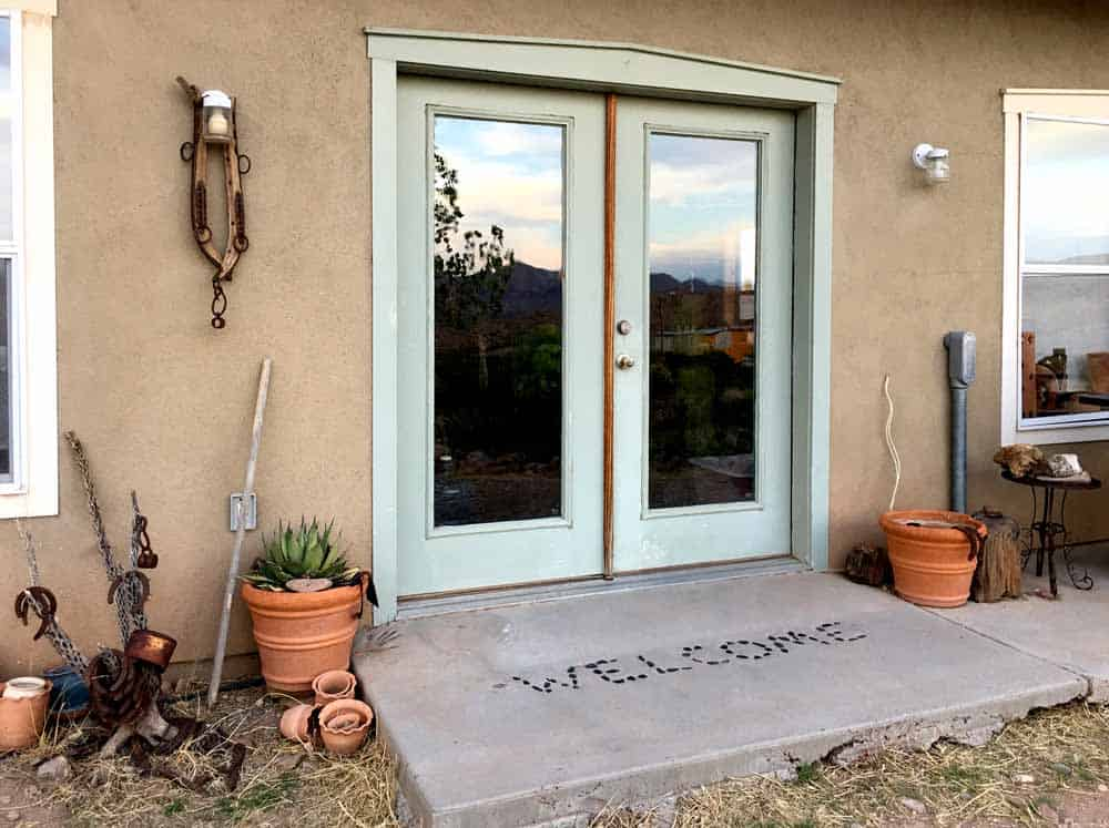 home for sale in New Mexico - welcome - custom detailing